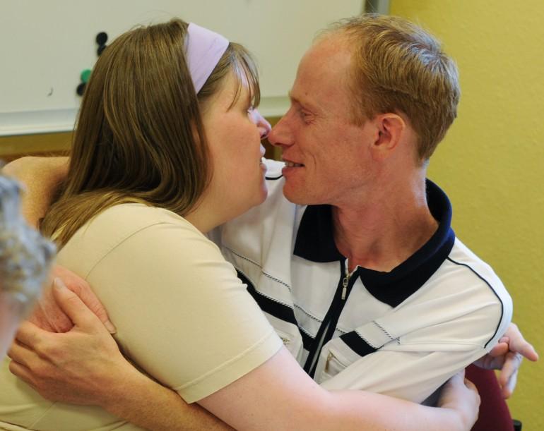 Partnervermittlung menschen mit behinderung